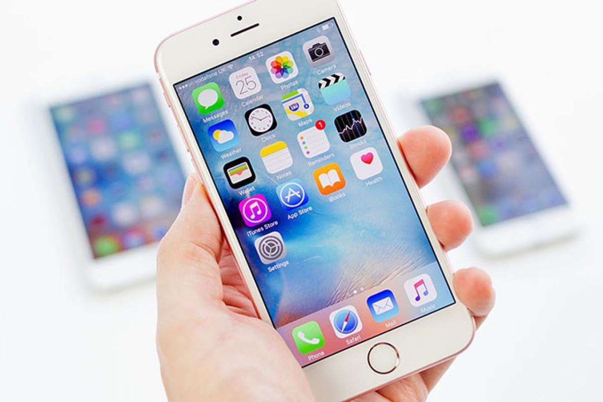 اجرا شدن طرح تعویض رایگان باتری آیفون ۶S توسط اپل