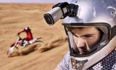 الجی دوربین Action CAM LTE با قابلیت تصویربرداری ۴K را معرفی کرد