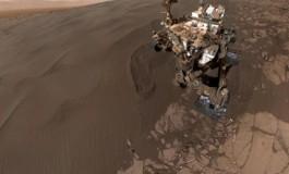 محققان موفق به یافتن اکسیژن اتمی در مریخ شدند