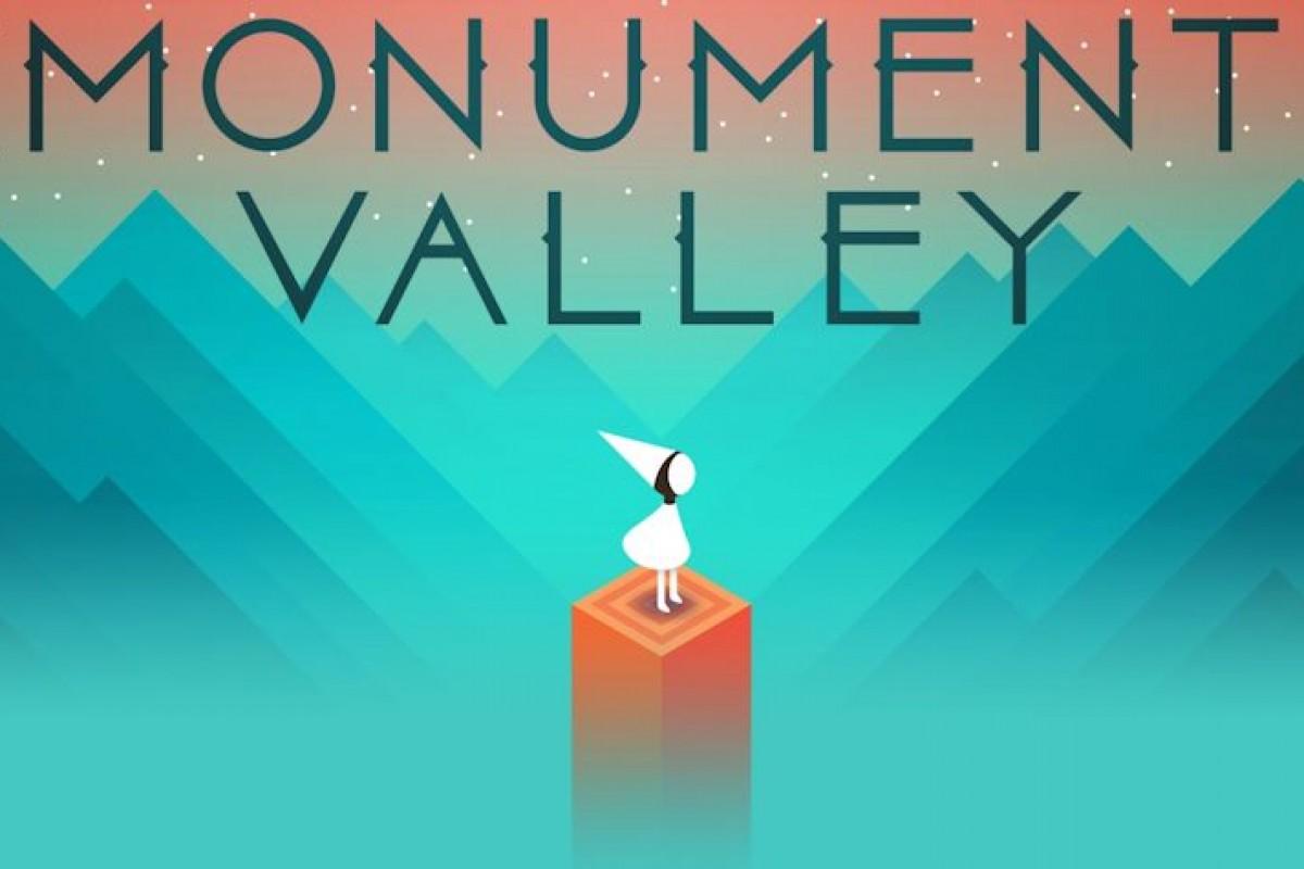بازی Monument Valley از زمان عرضه تاکنون ۱۴ میلیون دلار برای سازندگانش سود داشته است