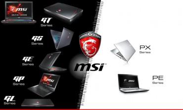 به دنبال لپتاپهای گیمینگ هستید؟ جستوجوی خود را از سریهای مختلف MSI شروع کنید!