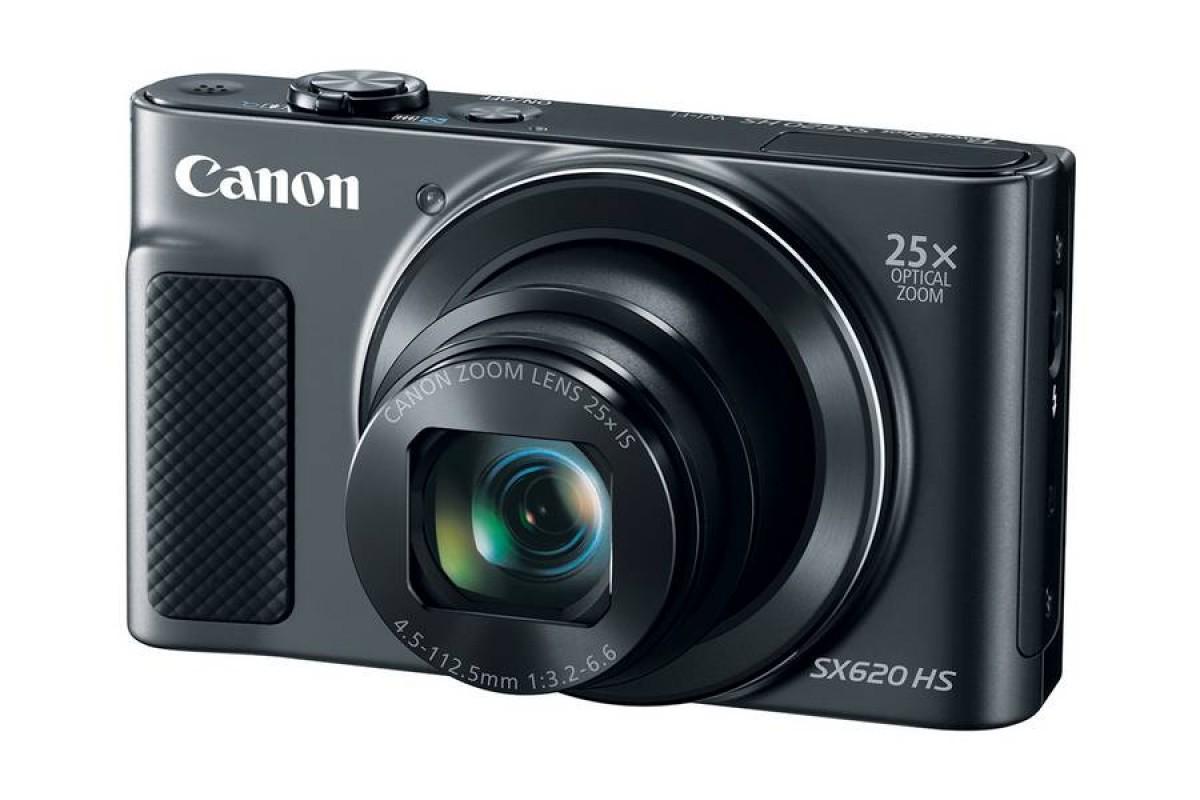 کانن دوربین کامپکت PowerShot SX620 HS را معرفی کرد
