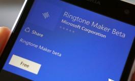 اپلیکیشن Ringtone Maker بهصورت رسمی برای ویندوز ۱۰ موبایل عرضه شد