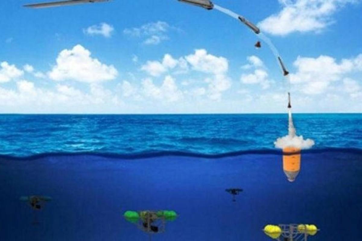 DARPA در حال کار بر روی پهپادهای مخفی برای زیر آبها است