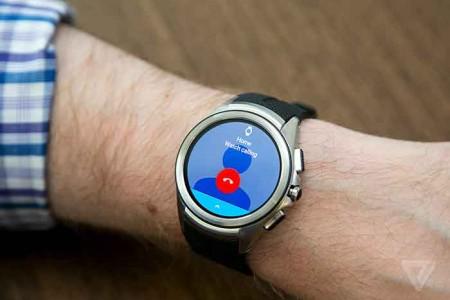 Watch Urbane 2nd Edition LTE smartwatch