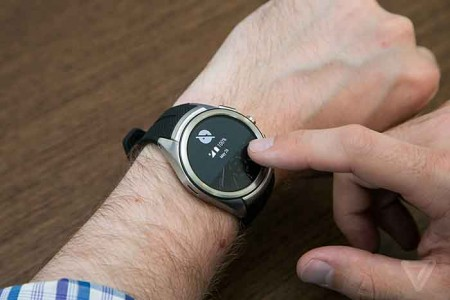 Watch Urbane 2nd Edition LTE smartwatch