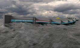 مانعی شناور برای جمعآوری زبالههای اقیانوسی