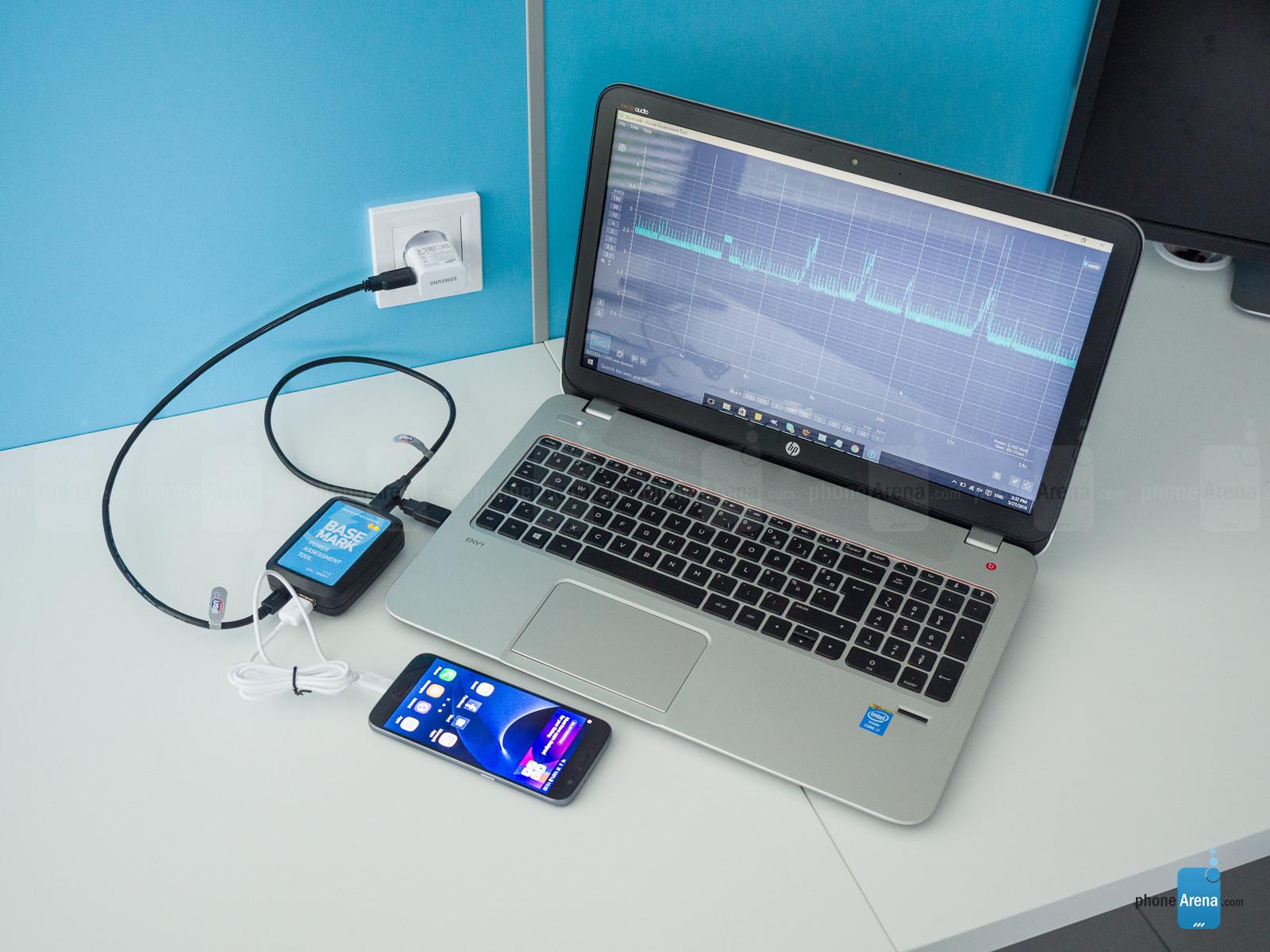 صفحه نمایشهای همیشه روشن گلکسی S7 در برابر الجی G5: کدام ...