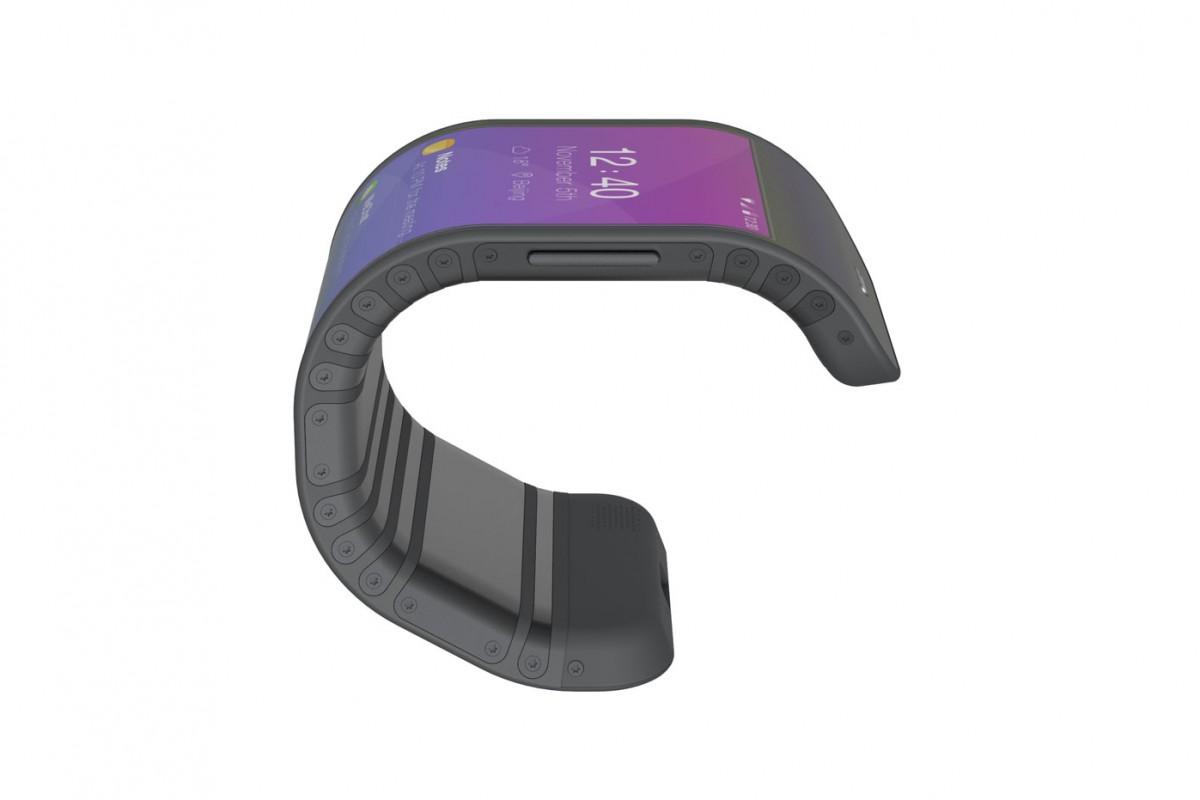لنوو و رونمایی از یک گوشی هوشمند مچی!