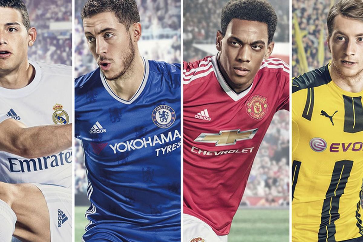بازی محبوب FIFA 17 رسما معرفی شد (به همراه تیزر)