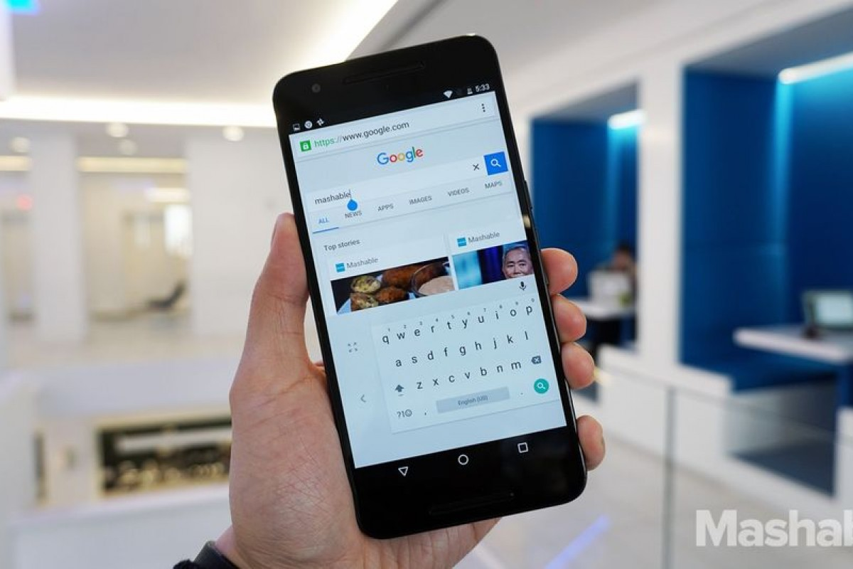 نحوه فعال کردن قابلیت One-Handed در کیبورد گوگل
