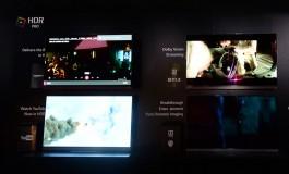 تلویزیونهای الجی از هر دو فرمت HDR استفاده میکنند