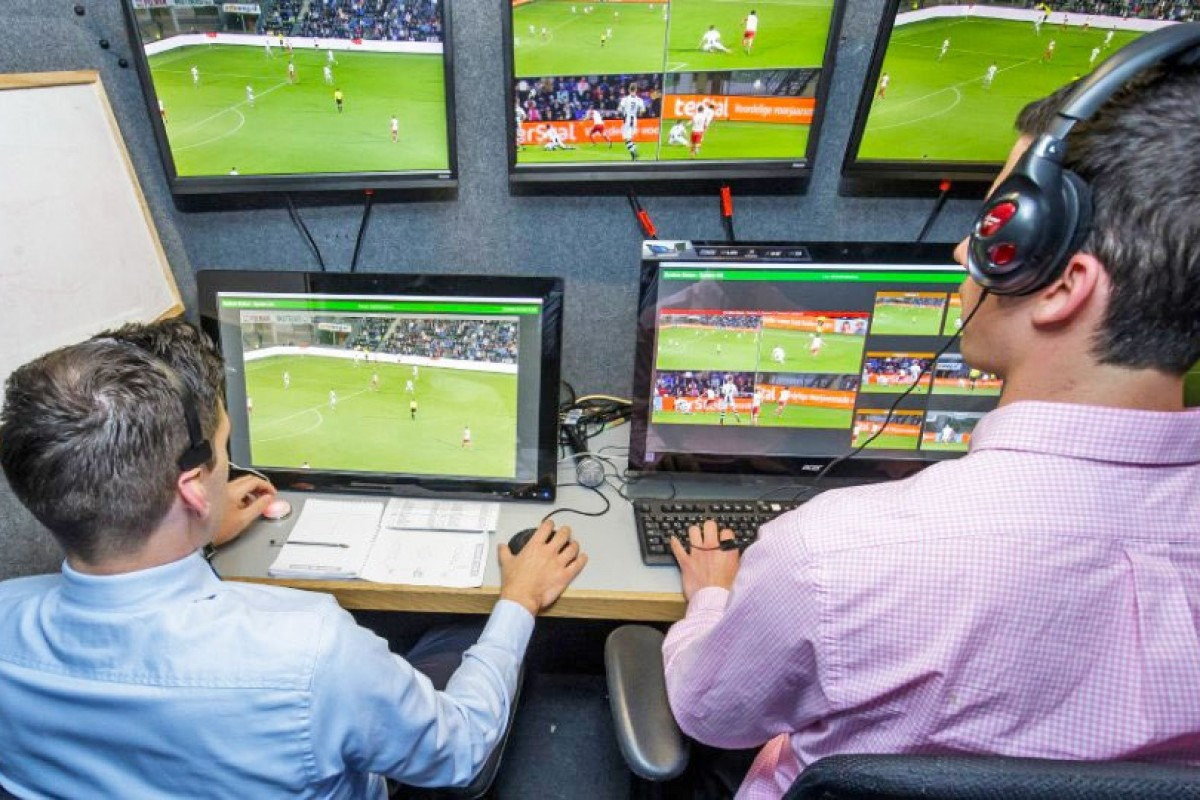افزوده شدن قابلیت بازبینی ویدیویی به مسابقات فوتبال!