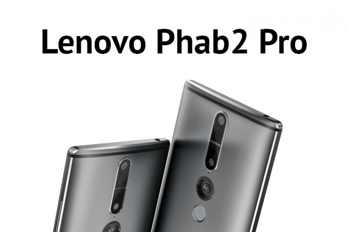 Phab2 Pro لنوو اولین محصول از پروژه تانگو گوگل رسما معرفی شد