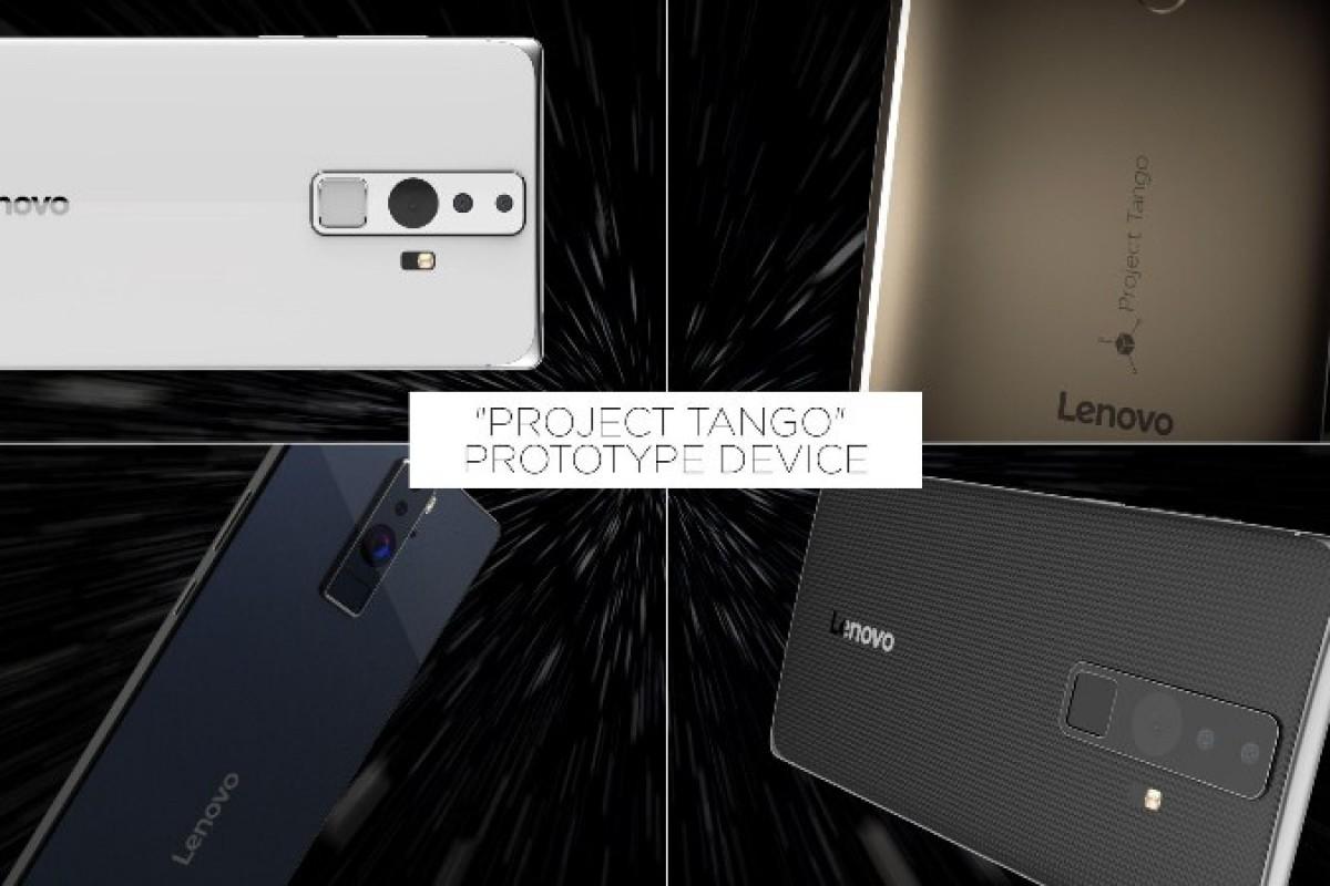 اولین اسمارت فون پروژه تانگو به نمایشگر ۶.۴ اینچی QHD مجهز است