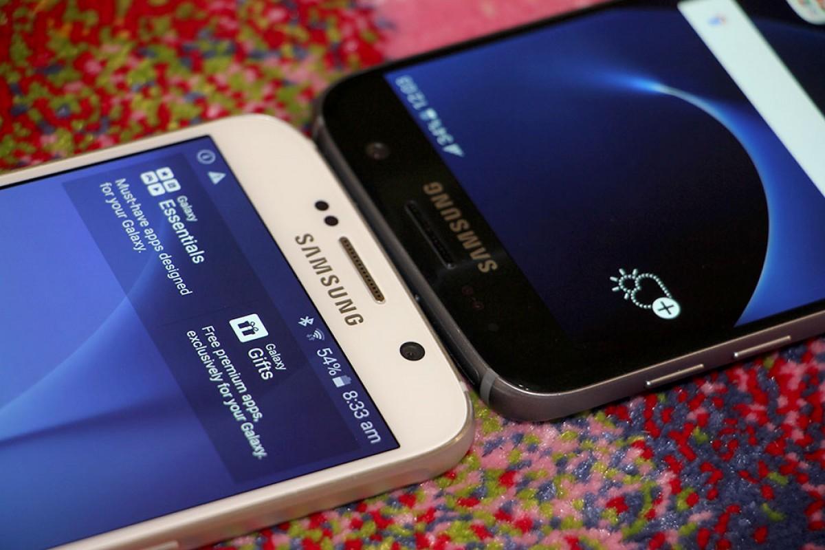 مقایسه دو گوشی سامسونگ گلکسی S6 و S7: تحول و تکامل!