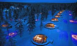 با ۱۰ تا از شگفتانگیزترین هتلهای دنیا آشنا شوید