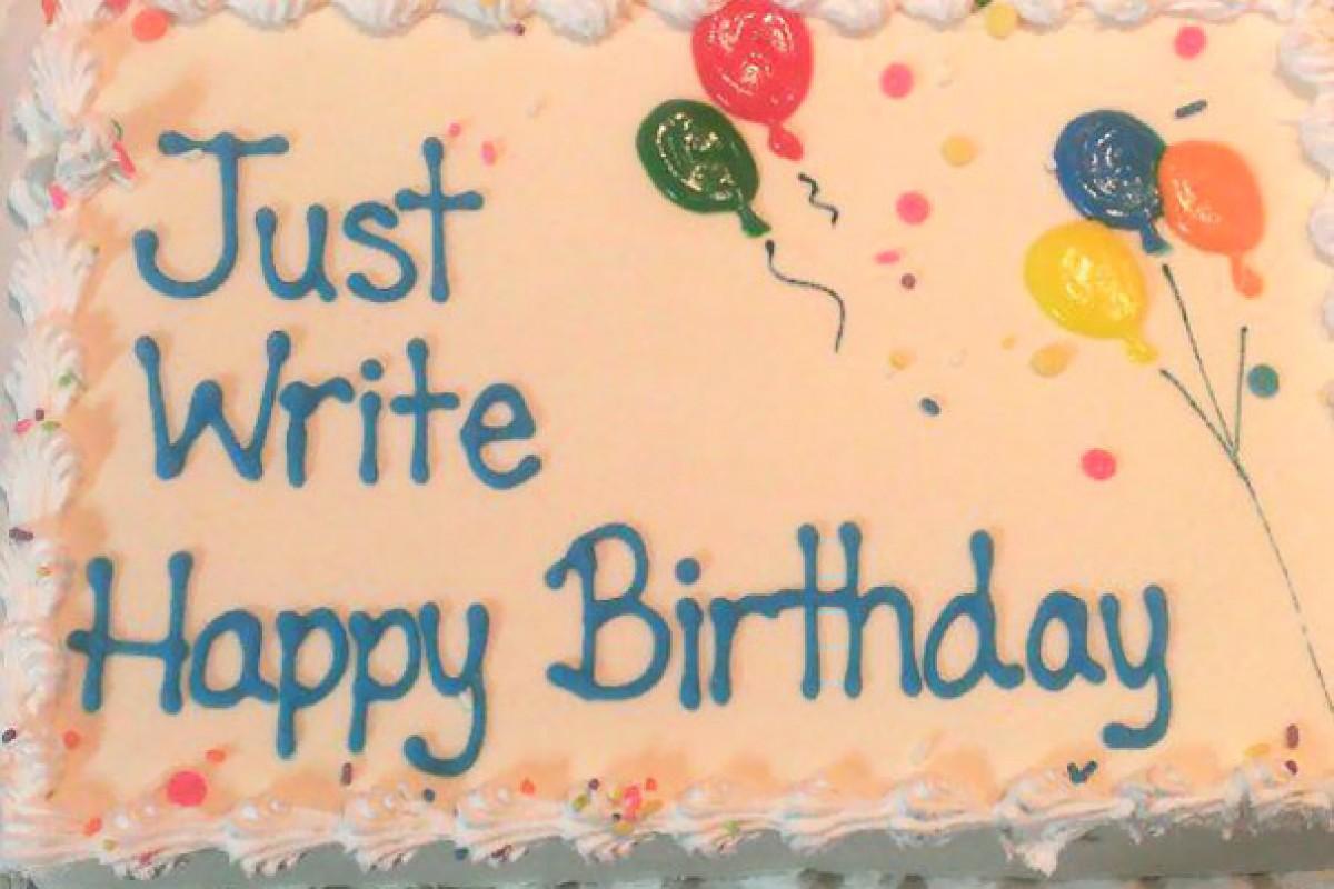 اشتباهاتی مضحک در تزیین کیک تولد!