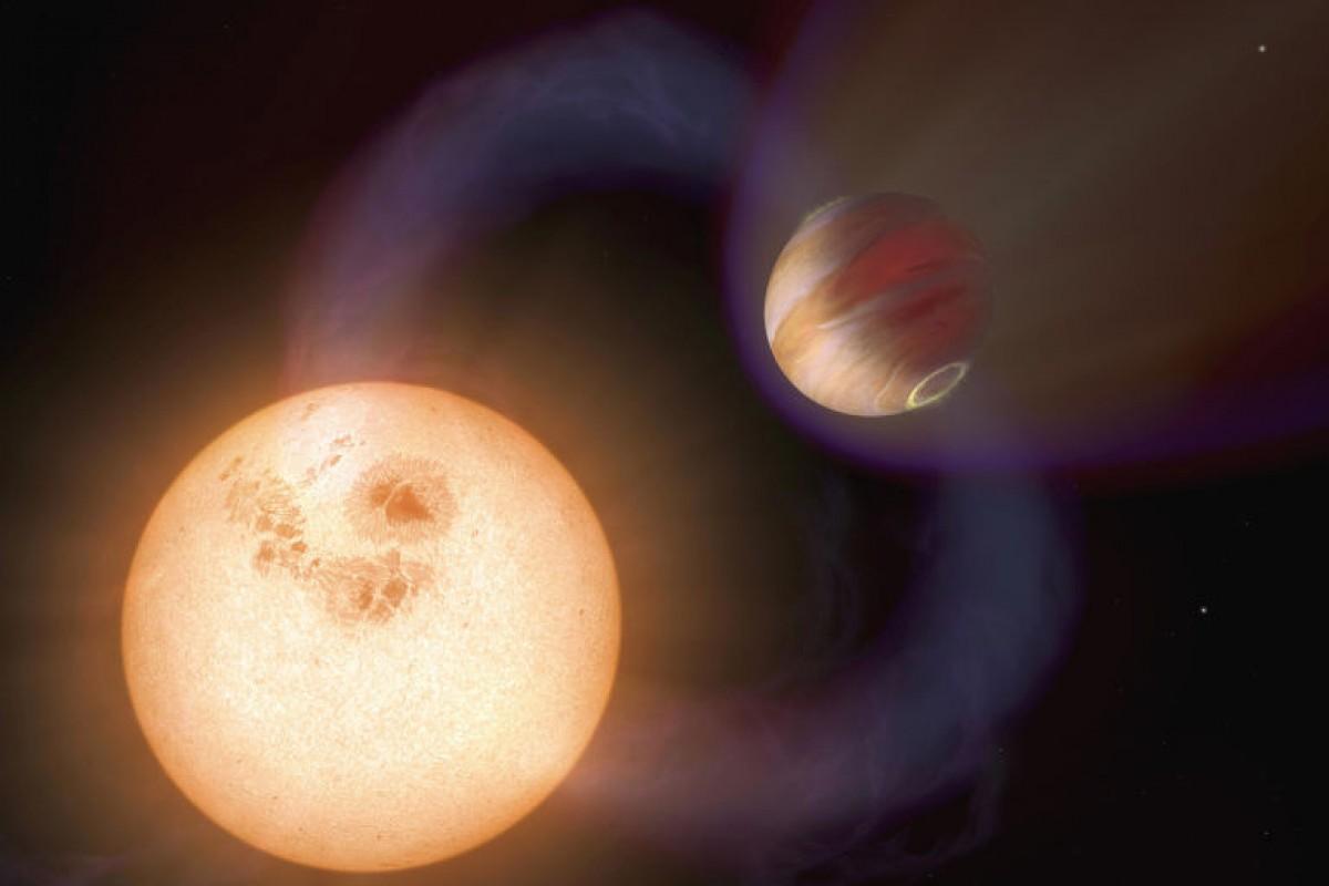 کشف یک سیاره غولآسا توسط محققان