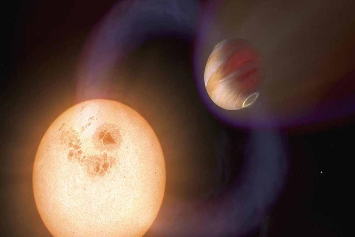 ستارهشناسان دانشگاه پرینستون: ژوپیتر داغ، سرعت میزبانش را سریعتر کرده است!