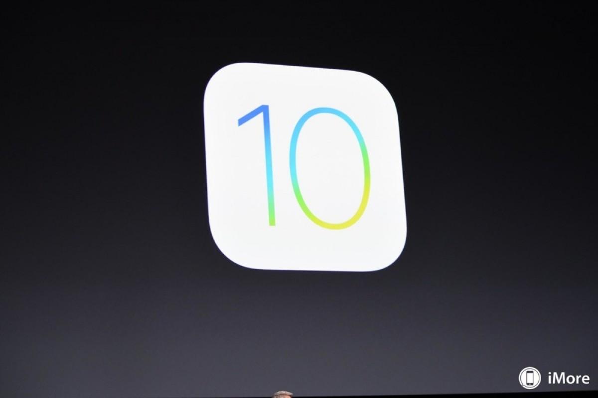 هر آن چیزی که در رابطه با iOS 10 بایستی بدانید!