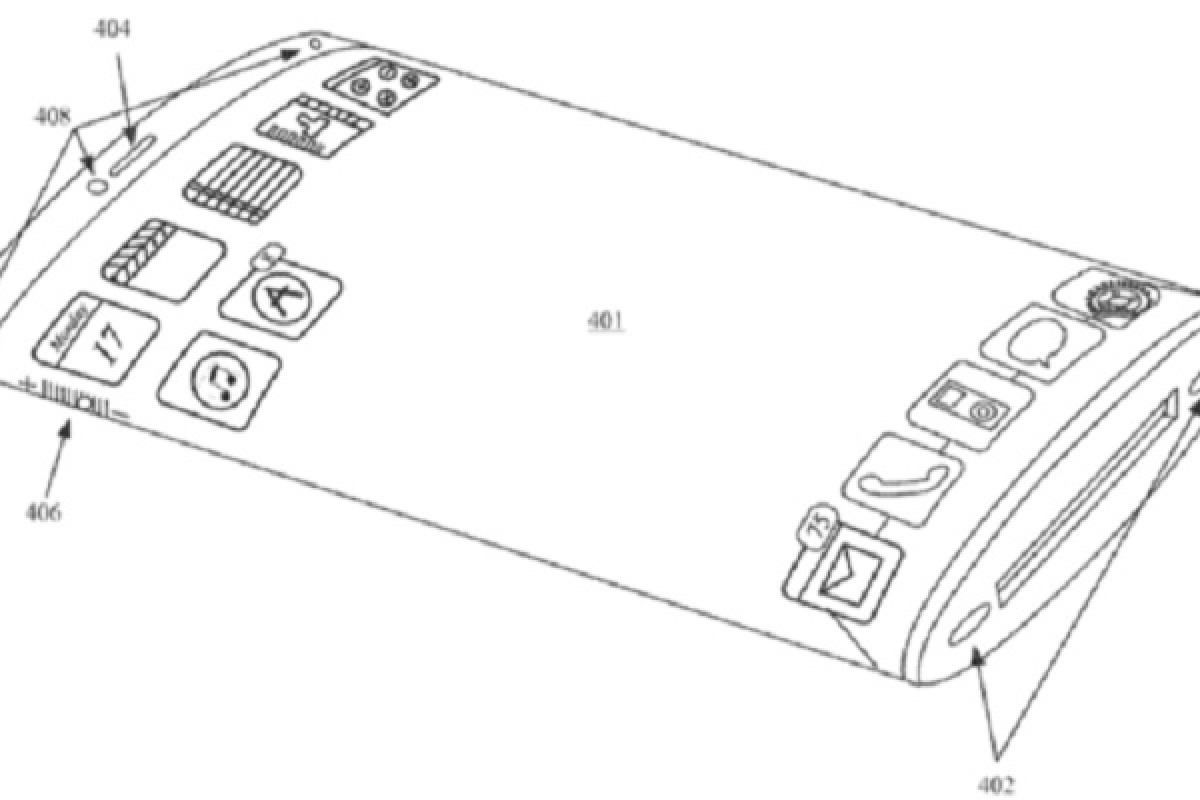 نمایشگر خمیده ۳۶۰ درجه؛ شگفتانه اپل برای آیفونهای آینده