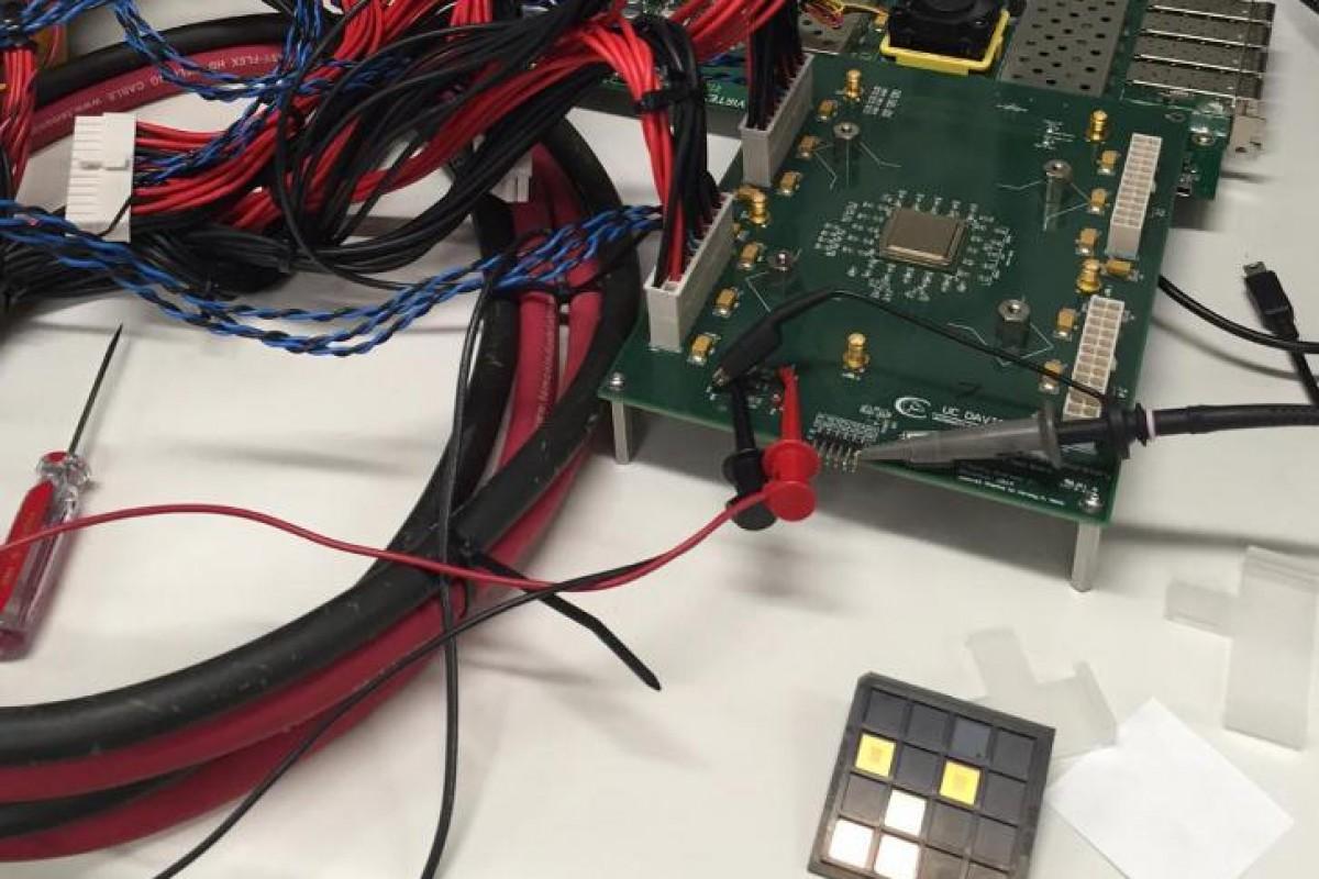 محققان دانشگاه کالیفرنیا و ساخت یک پردازنده ۱۰۰۰ هستهای!