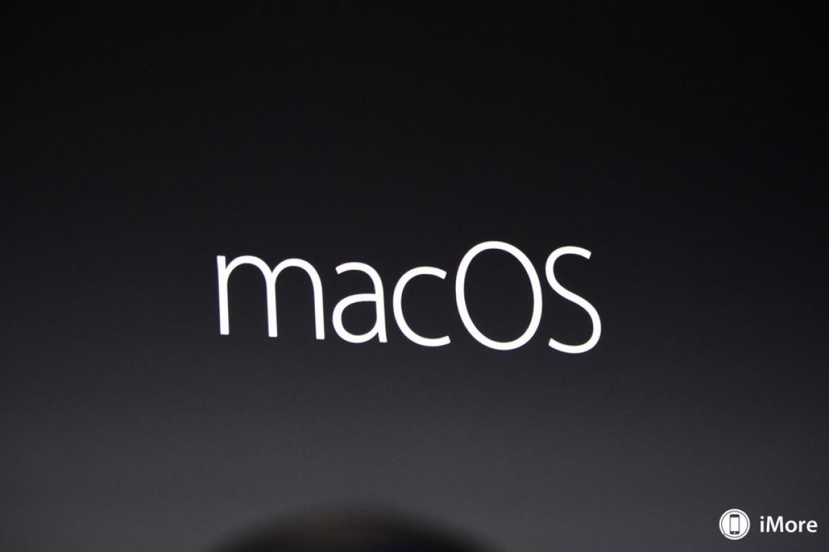 نسخه جدید سیستم عامل مک معرفی شد: با macOS Sierra آشنا شوید