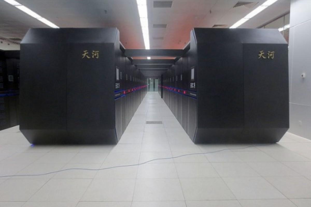 چین و ساخت سریعترین ابررایانه دنیا