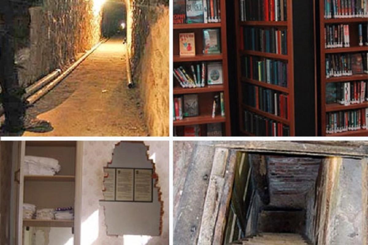آشنایی با ۹ گذرگاه اسرارآمیز تاریخی مخفی در کوچه و خیابانهای دنیا