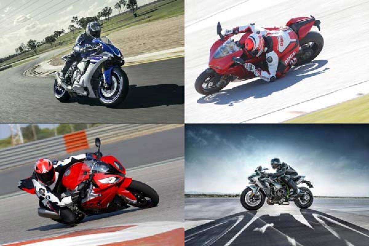 سریعترین موتورسیکلتهای سال ۲۰۱۶
