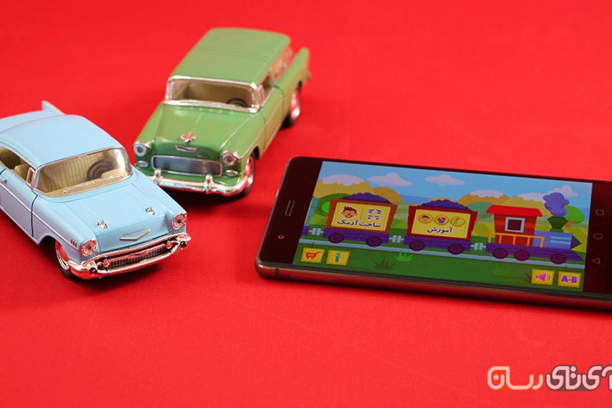 بررسی بازی قطار شادی: آموزش همراه بازی برای کودکان!