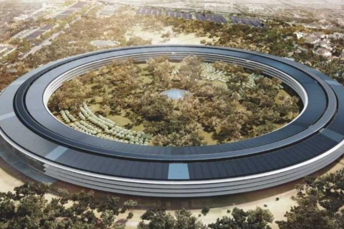 ۱۶ حقیقت جالب در مورد مقر جدید اپل!
