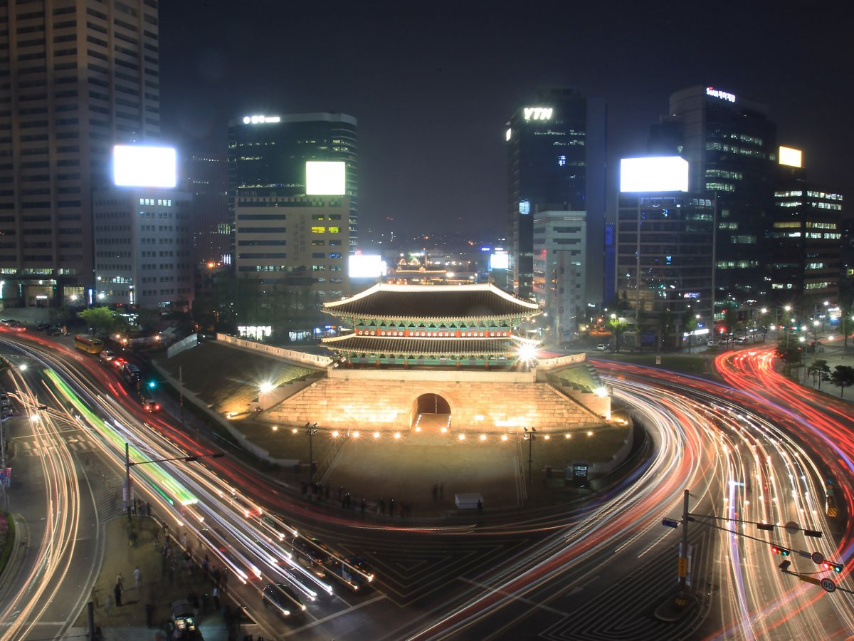 ۴-seoul-south-korea