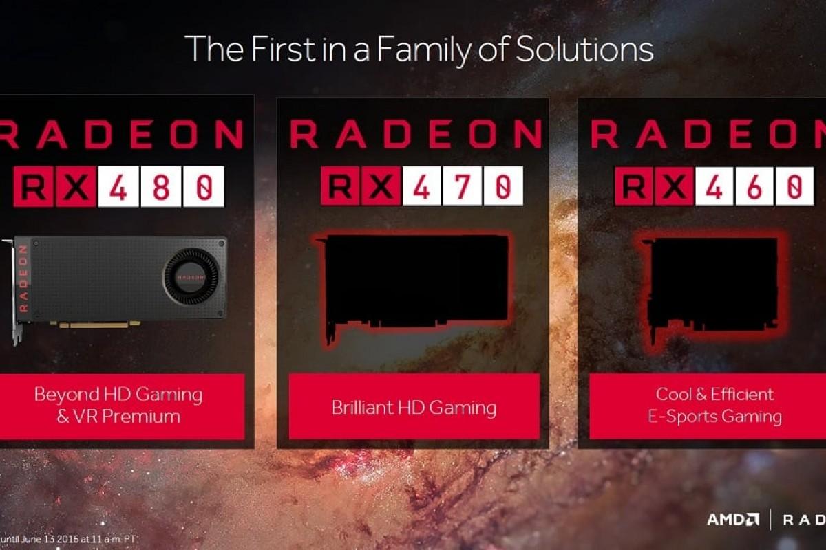 تصاویر و اطلاعاتی تازه در رابطه با کارت گرافیکهای RX 480 و RX 470
