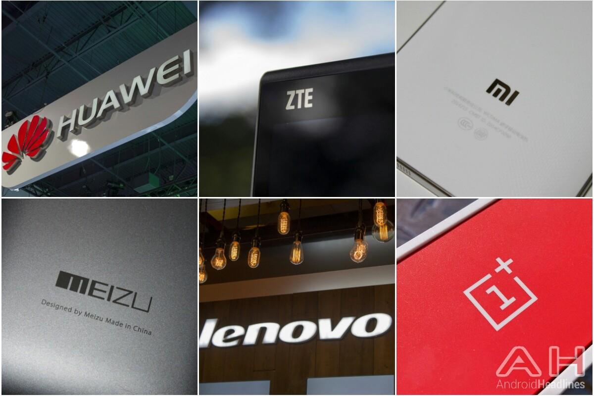 ۱۰ گوشی هوشمند برتر حال حاضر که ساخت چین هستند