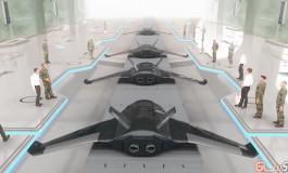آینده ساخت هواپیماهای نظامی: طراحی و ساخت ظرف چند هفته با کامپیوتر شیمیایی!