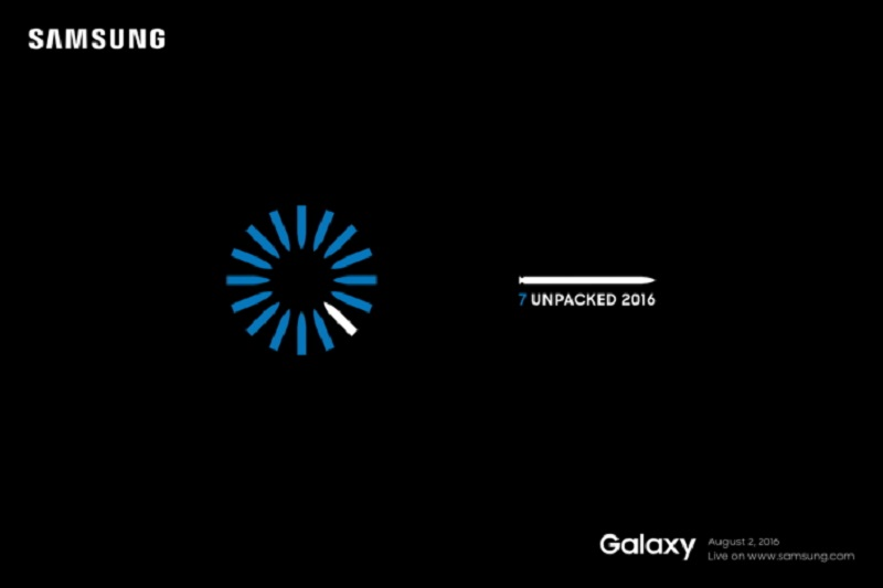 Galaxy Note 7 unpacked