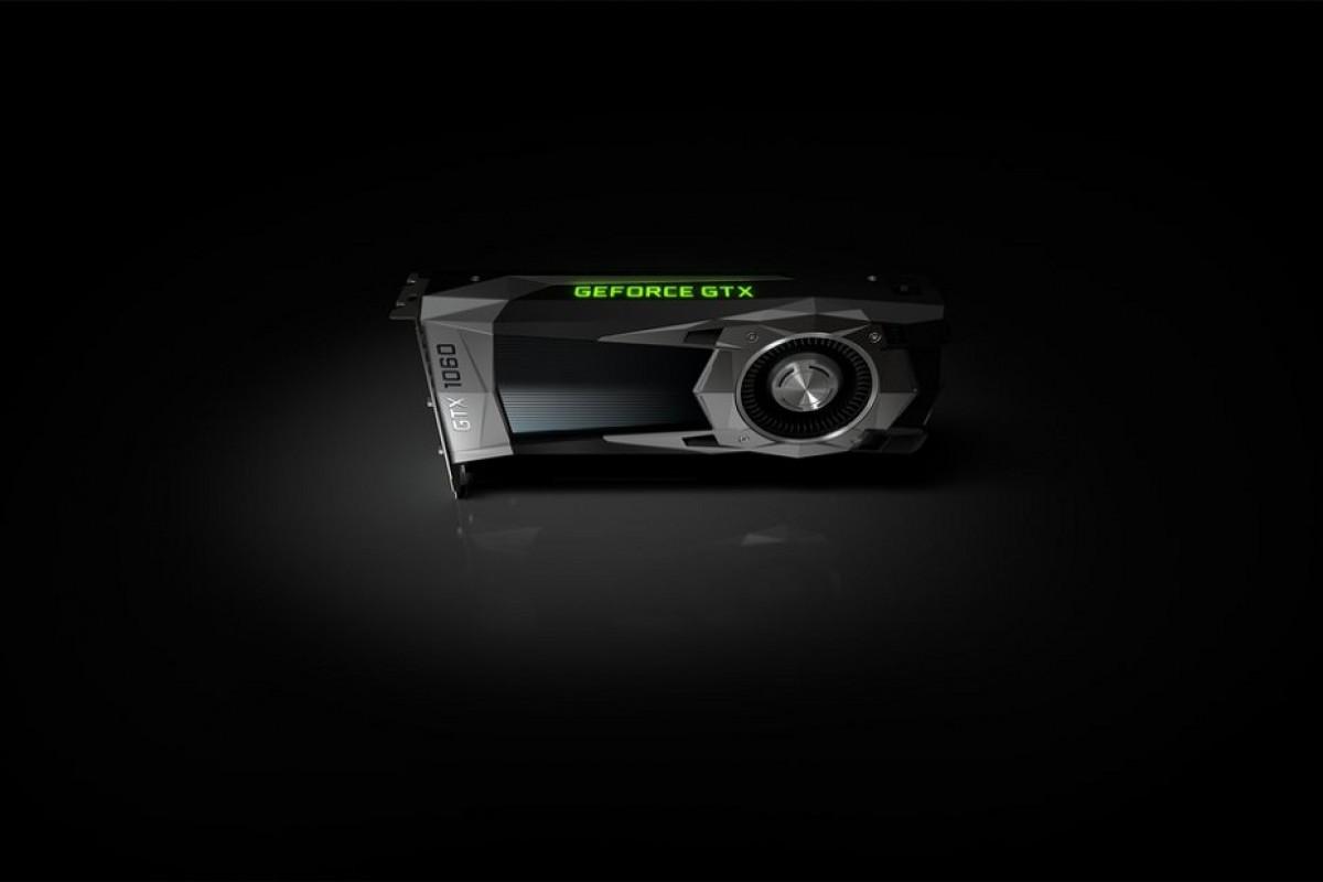 انویدیا کارت گرافیک ۲۴۹ دلاری GTX 1060 را برای رقابت با AMD RX480 معرفی کرد