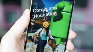 آیا گوگل برای معرفی اندروید Nougat از آیفون استفاده کرده است؟!