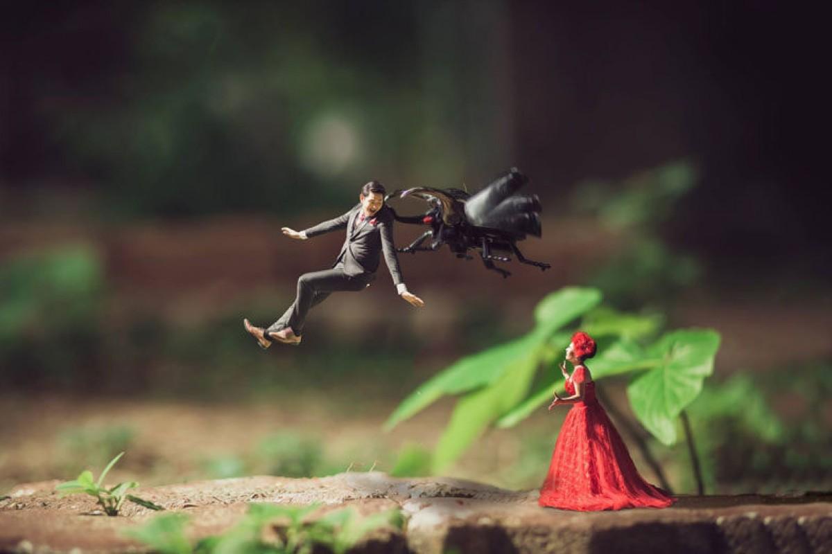 Small Person سبکی نوین در عکاسی