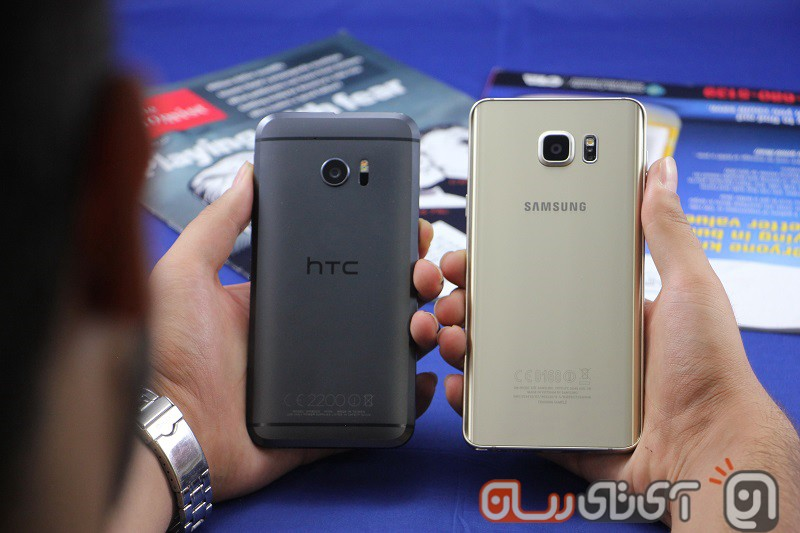 Note 5 VS HTC 10 (5)