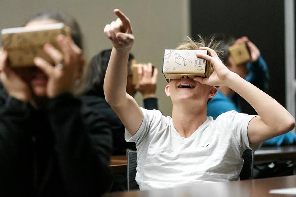 گوگل و توسعه یک هدست واقعیت مجازی مستقل
