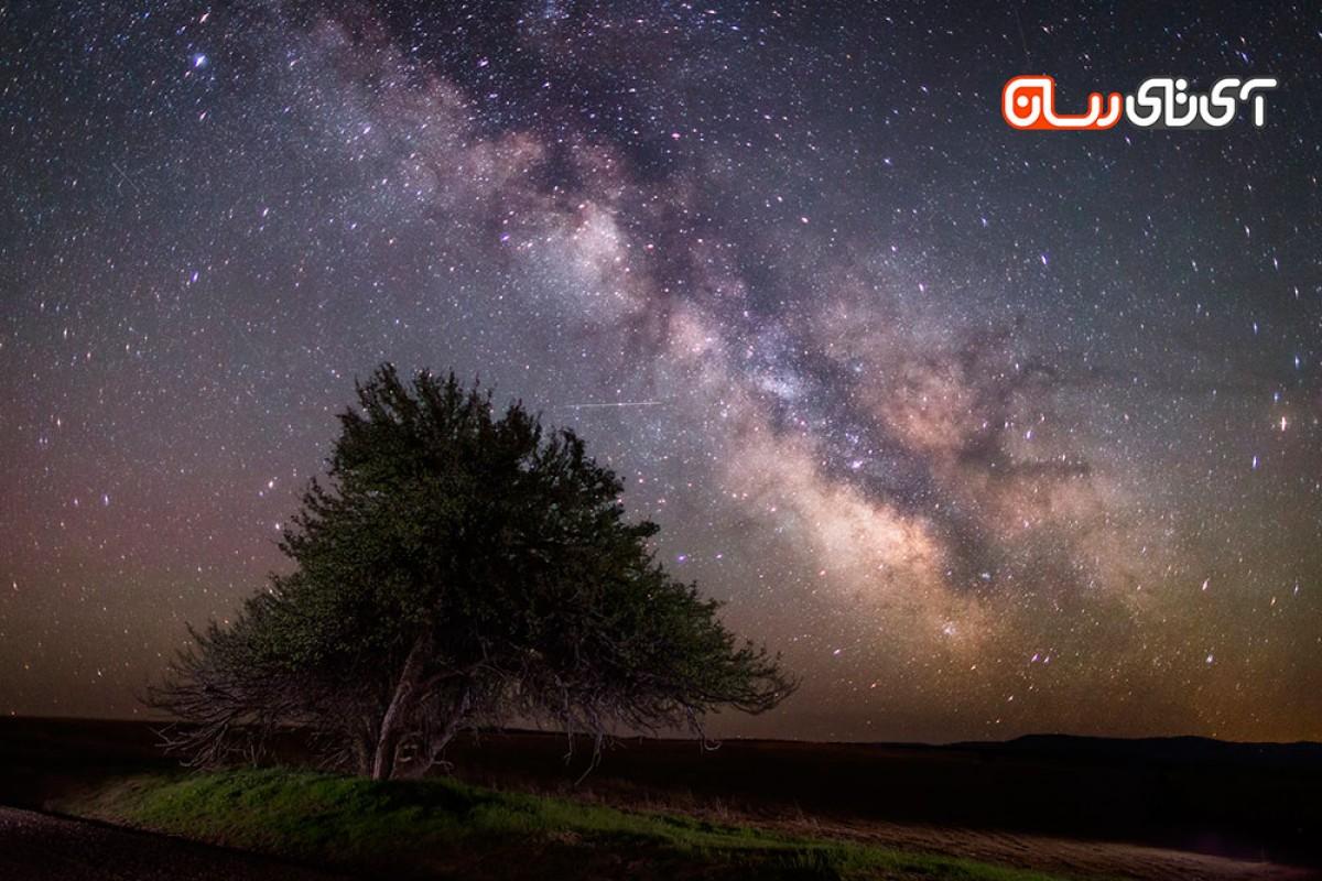 منتخبی از برترین تصاویر خلق شده عکاسان از کهکشان راه شیری