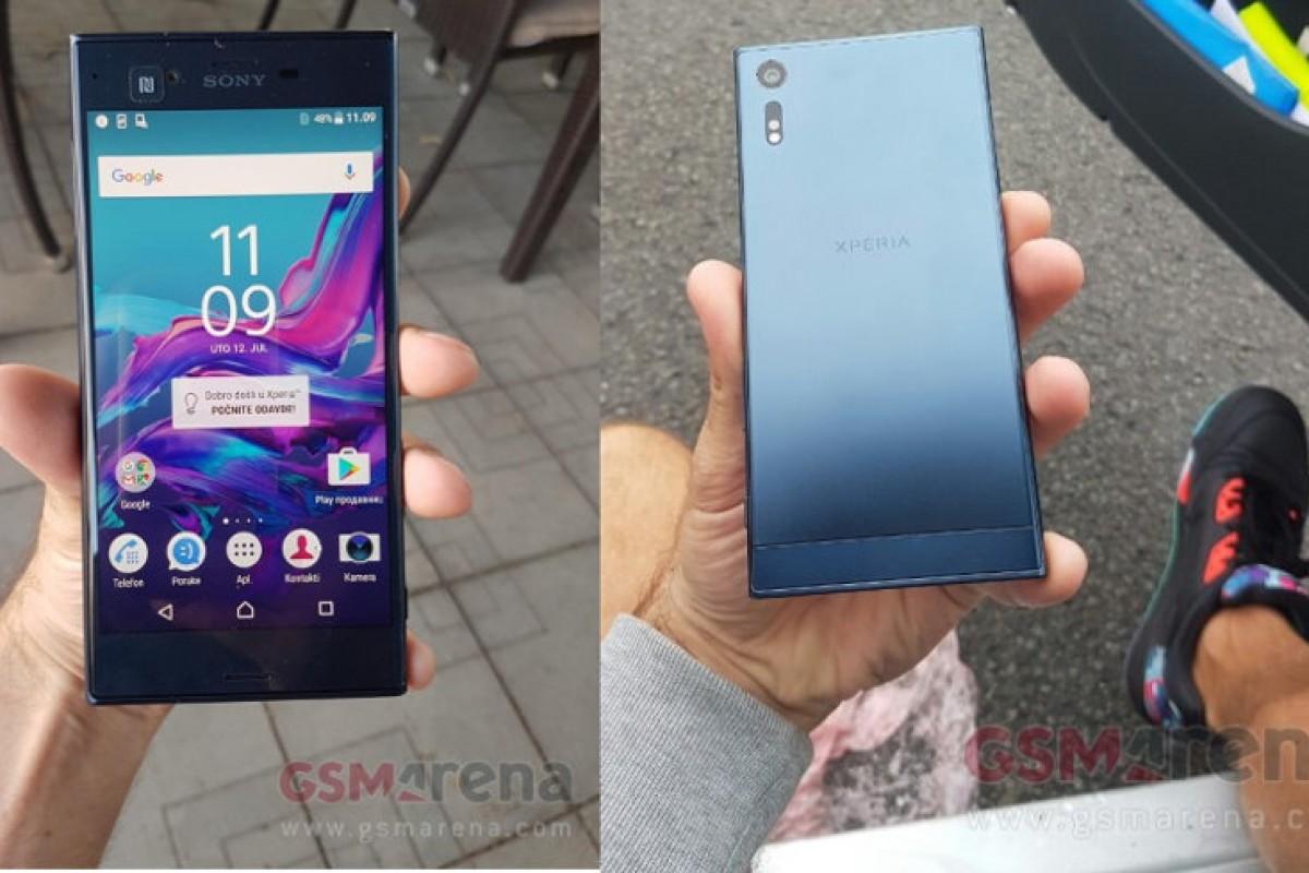 تصاویر کاملی از گوشی مرموز سونی FX8331 فاش شد!