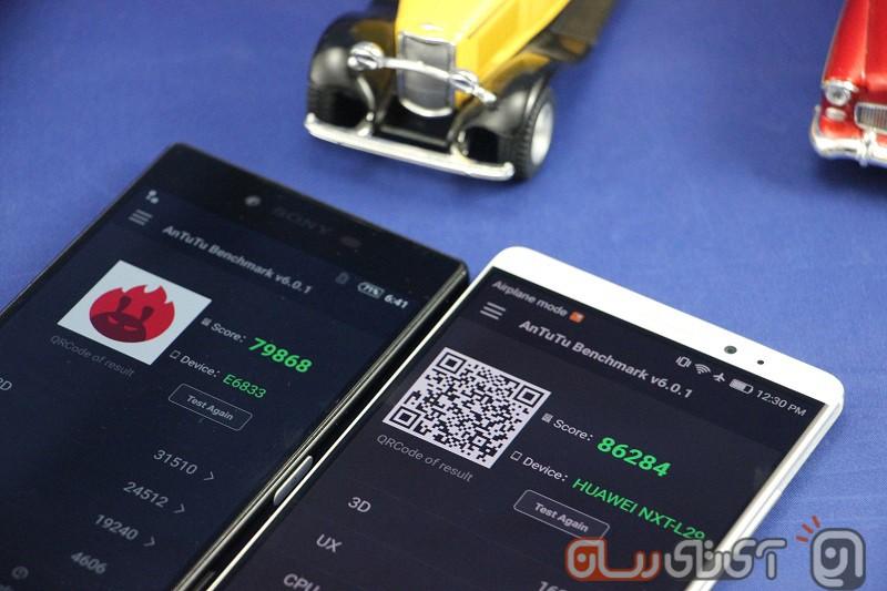 Sony Xperia Z5 VS Huawei Mate 8 (6)