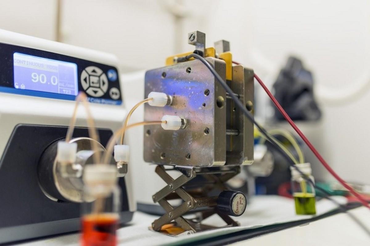 ساخت باتری قابل شارژ با الهام از ویتامین B2 و مولکولهای آلی!