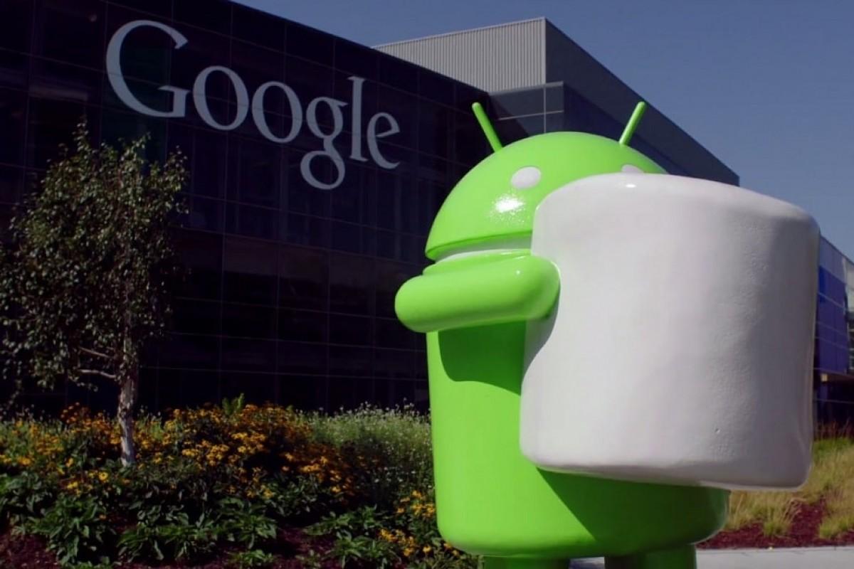 آمار اخیر گوگل رشد اندروید مارشملو را نشان میدهد