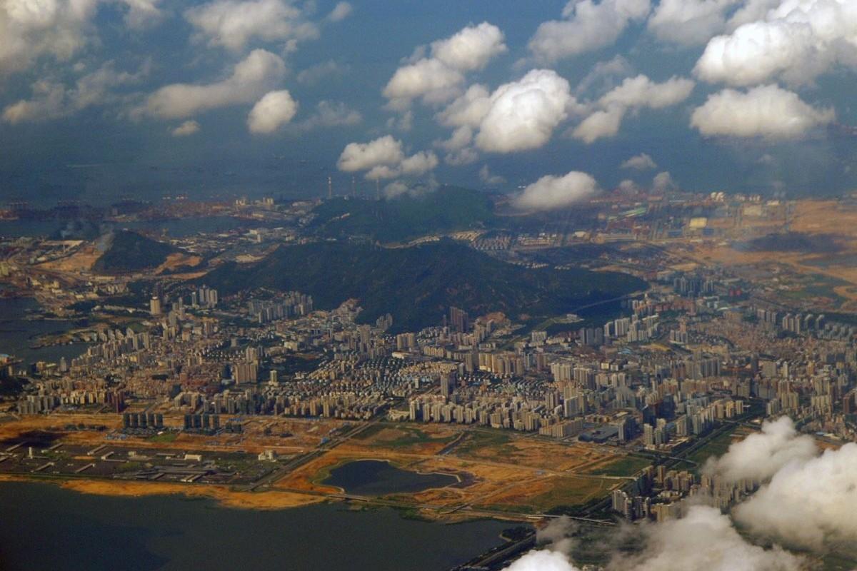 چین در حال ساخت بزرگترین شهر دنیاست