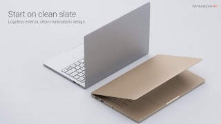 شیائومی Mi NoteBook Air معرفی شد: رقیبی سرسخت برای اپل مکبوک ایر